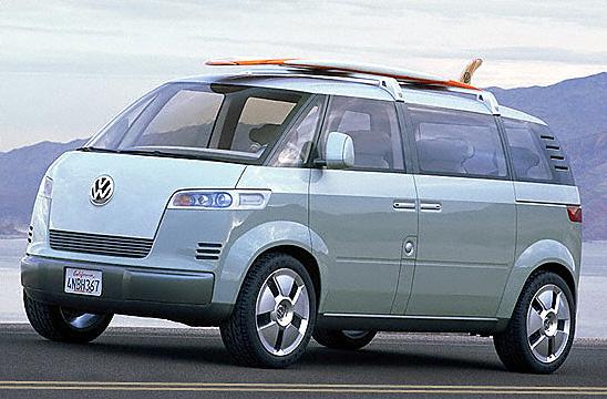 2001 VW Concept Car