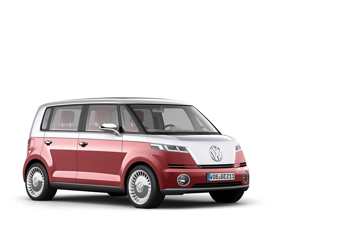 Volkswagen Concept Bulli Front