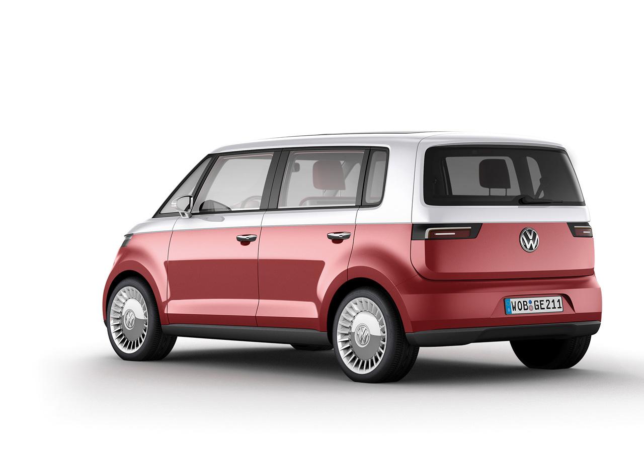 Volkswagen Concept Bulli rear