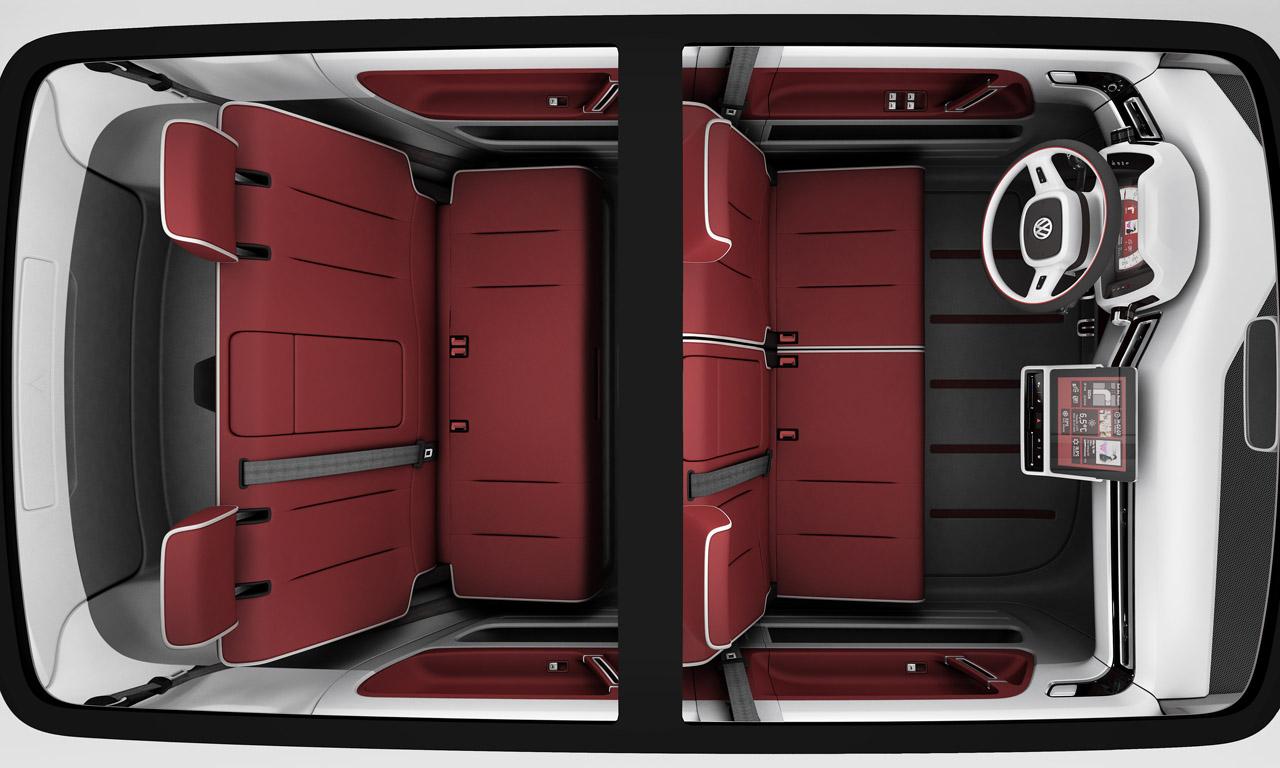 Volkswagen Concept Bulli Top
