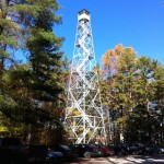 Fire Tower Visit