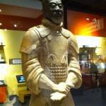 Terra Cotta Warriors at the Children's Museum