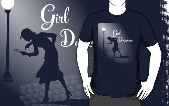 Nancy Drew T-shirt