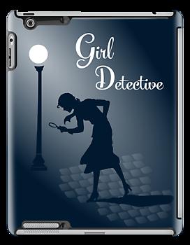 Nancy Drew iPad Cover