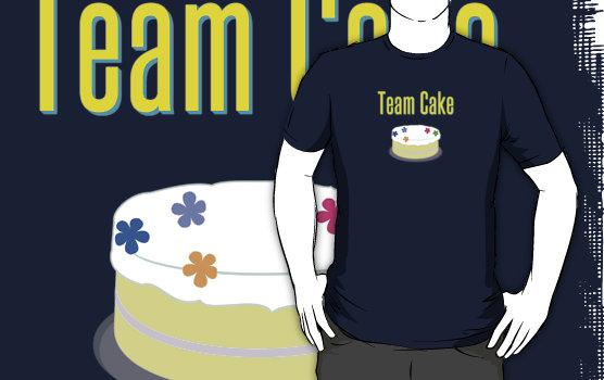 Team Cake Shirt