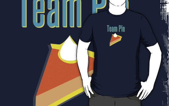 Team Pie Shirt