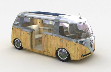 Verdier Microbus Concept Car