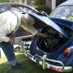 Stephanie's Dad works on Beetle